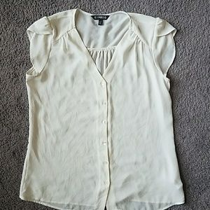 Off white Express Ladies Blouse small